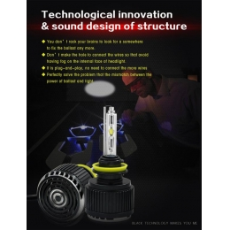 HID 3rd generation all in one 9005
